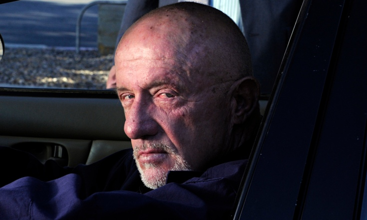 Jonathan Banks literally kicked ass in 'Breaking Bad'