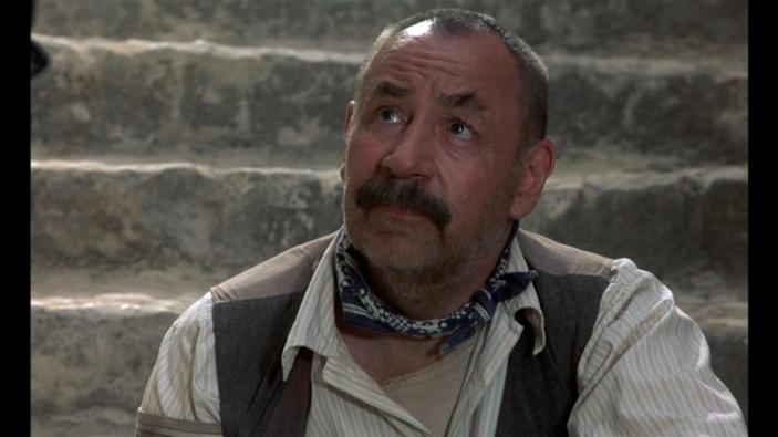 Phlippe Noiret in 'Cinema Paradiso'