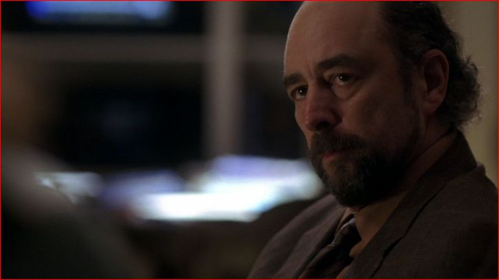 Richard Schiff as Toby Ziegler in 'The West Wing'