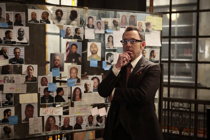 Michael Emerson in 'Person of Interest'