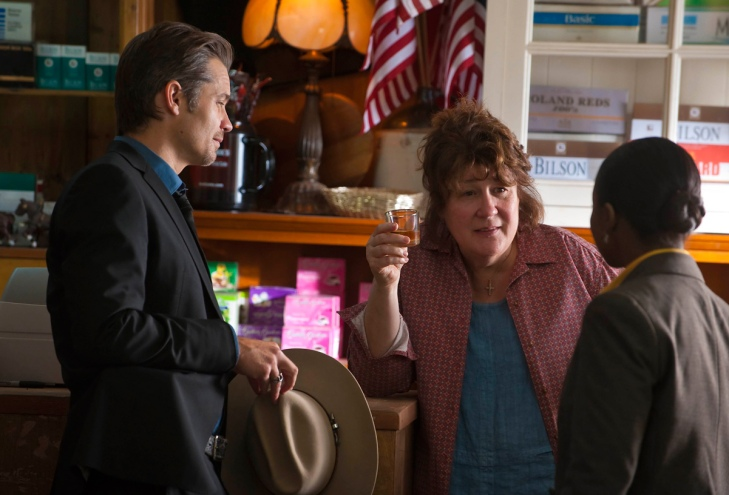 Margo Martindale in 'Justified'