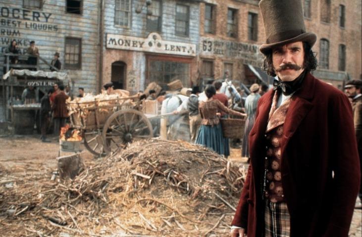 Daniel Day-Lewis in 'Gangs of New York'