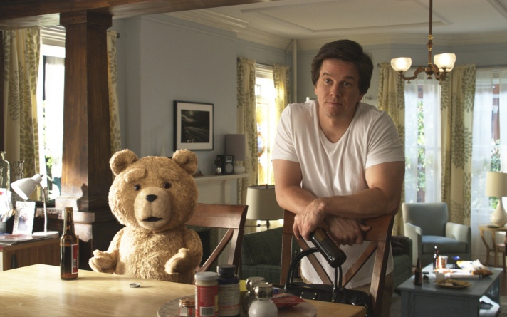 Mark Wahlberg in 'Ted'