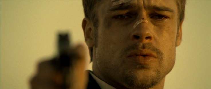 Brad Pitt was, amongst other things, considered for the lead role in 'The Matrix'