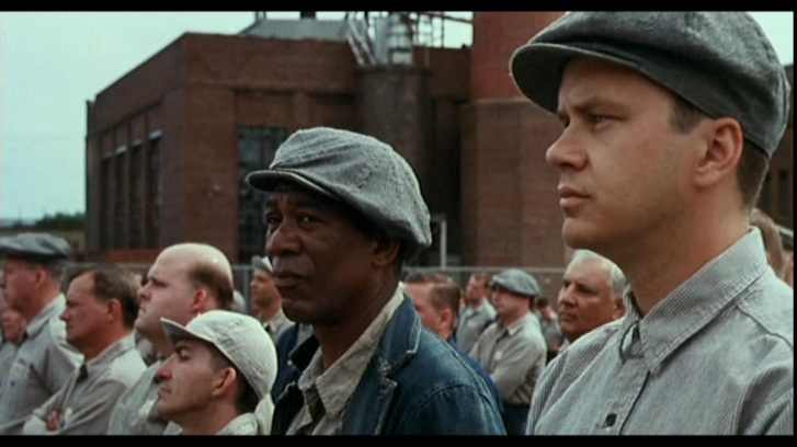 Clint Eastwood and Charlie Sheen? Paul Newman and Johnny Depp? Lots of actors were considered, but in the end Morgan Freeman and Tim Robbins got the parts of Red and Andy in ´The Shawshank Redemption´.