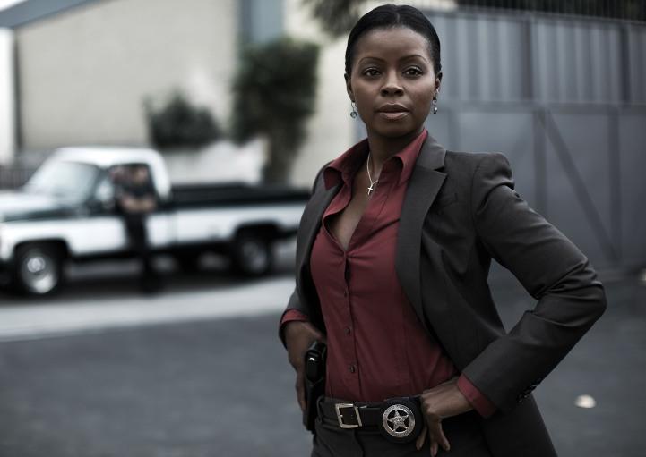 Erica Tazel as U.S. Marshal Rachel Brooks