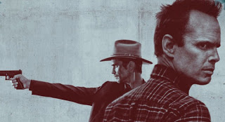 Justified - a character driven TV show