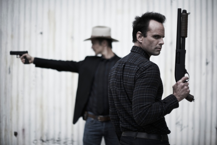 One of TVs finest pairings, Walton Goggins and Timothy Olyphant