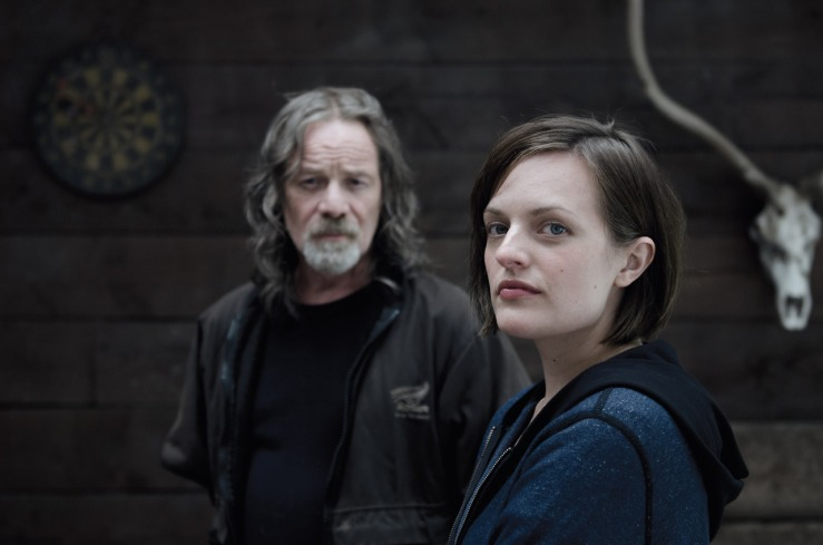 Stand out performances from Elisabeth Moss and Peter Mullan