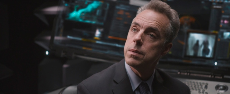 Titus Welliver at work