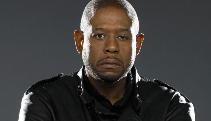 Forest Whitaker was perfect cast in 'The Shield'